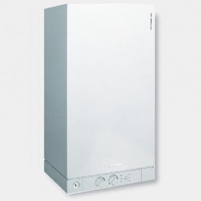 Kocio� gazowy jednofunkcyjny Viessmann Vitopend 100 W 24kW + podgrzewacz 120 L - Standard otwarta komora spalania