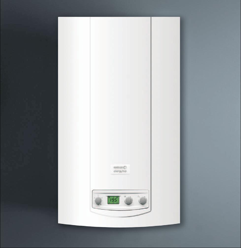 Kocio� gazowy jednofunkcyjny BROTJE Energy TOP 240 TE z zamkni�t� komor� spalania